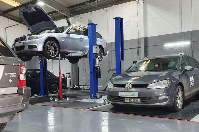 vehicle bodywork repairs centre cardiff